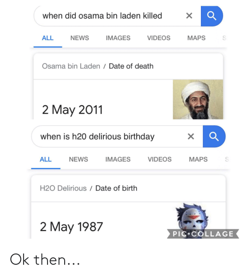 When Did Osama Bin Laden Killed VIDEOS ALL NEWS IMAGES MAPS