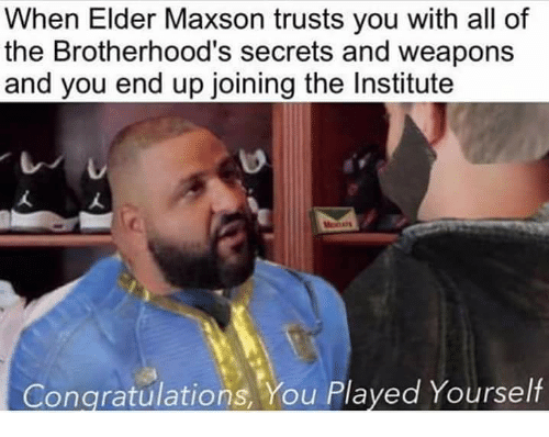 when elder maxson trusts you with all of the brotherhoods 7033523 when elder maxson trusts you with all of the brotherhood's secrets