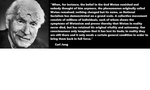 wotan essay by carl jung 2)okay now that we know that wotan was the same manifestation of these gods within these different ethnicities and cultures we can proceed if one reads the entire essay by carl jung one.