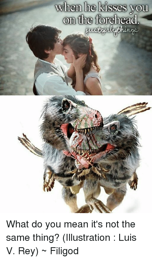 25 Best Memes About When He Kisses You  When He Kisses -3752