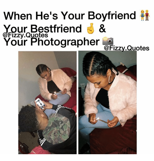 When Hes Your Boyfriend Our Bestfriend Izzy Quote Uotes Meme On