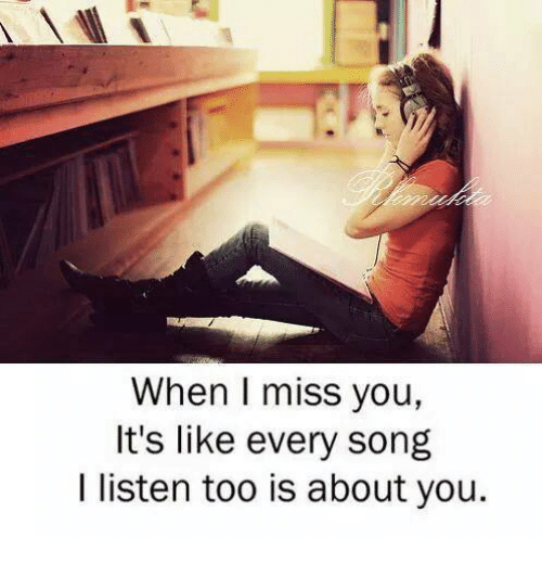 I ll miss you songs