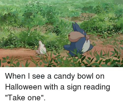 candy halloween and bowl when i see a candy bowl on halloween with