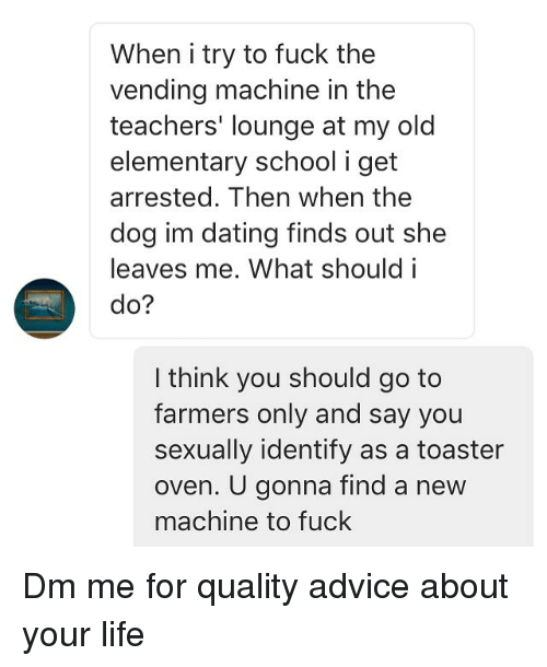 Dating a farmer advice