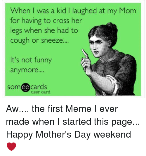 20 Funny Mother S Day Memes That Will Make Every Mom Lol For Reals