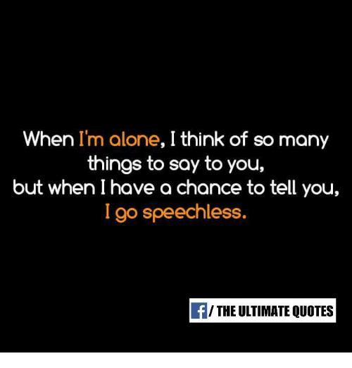 Quotes About Being Speechless: 25+ Best Memes About Speechless