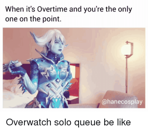 how to carry solo queue overwatch