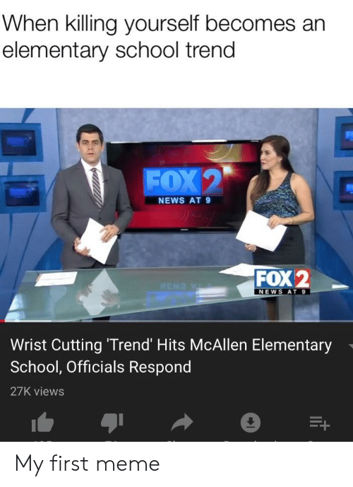 When Killing Yourself Becomes an Elementary School Trend FOX