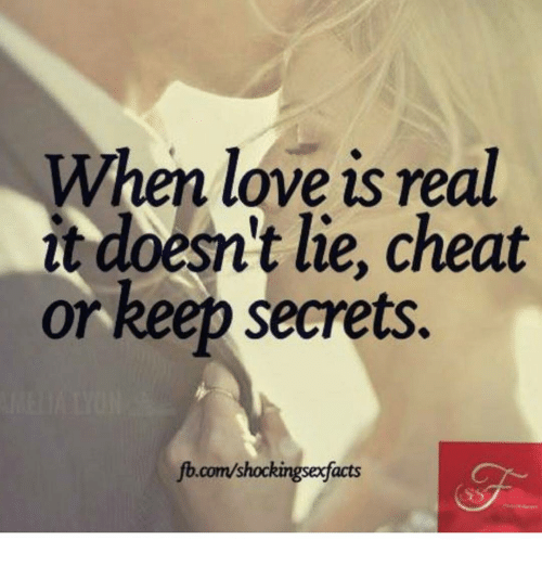 Cheating, Memes, and 🤖: When love is real it doesn't lie