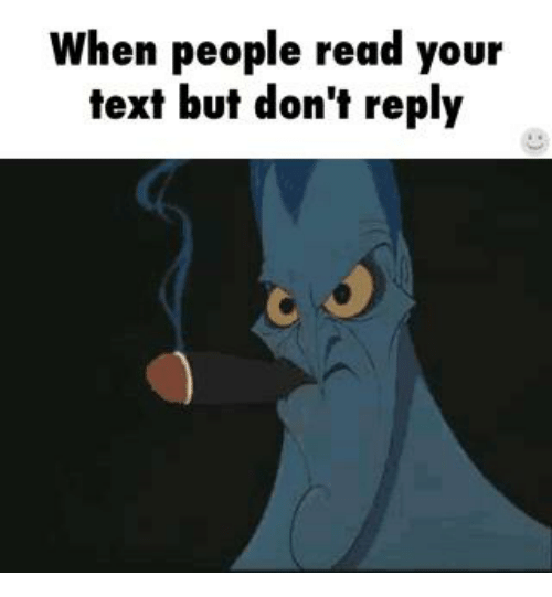 Don t reply