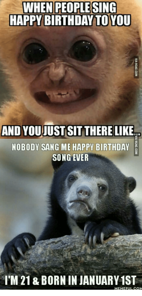 image happy birthday singing monkey
