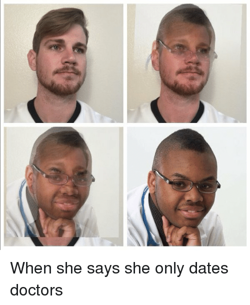 Dating a doctor funny