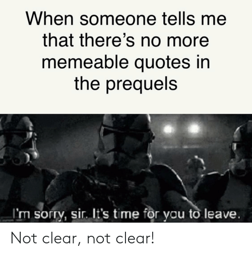 Sy Quotes | When Someone Tells Me That There S No More Memeable Quotes In The