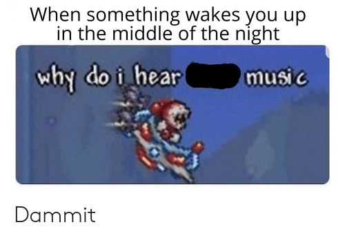 music that wakes you up