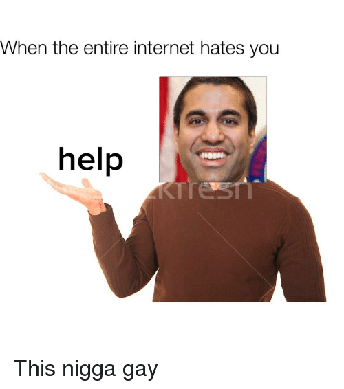 Internet, Help, and Dank Memes: When the entire internet hates you  help