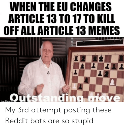 When The Eu Changes Article 13 To 17 To Kill Off All Article 13