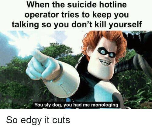 25+ Best Memes About Sly and Edgy | Sly and Edgy Memes