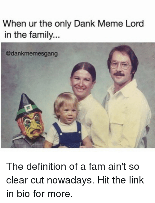 when ur the only dank meme lord in the family 27138080 ✅ 25 best memes about meme song meme song memes