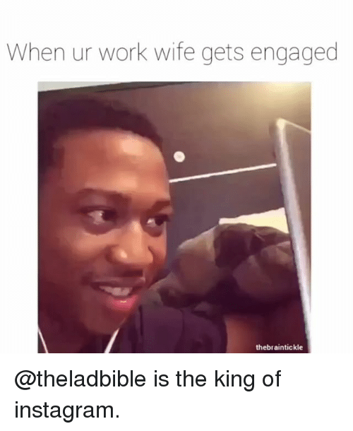 Funny Work Wife Meme : Best memes about work wife