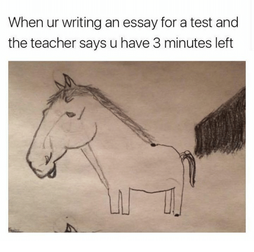 write an essay about a teacher Learn how to write an essay with this sample outline find examples, plus expert tips and links to additional resources for writing  resources for teachers .