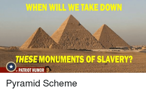 Image result for pyramids historical images of slavery