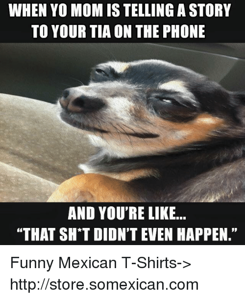 when yo momistelling a story to your tia on the 15093952 25 best funny mexicans memes pyros memes, oso memes, tamal memes