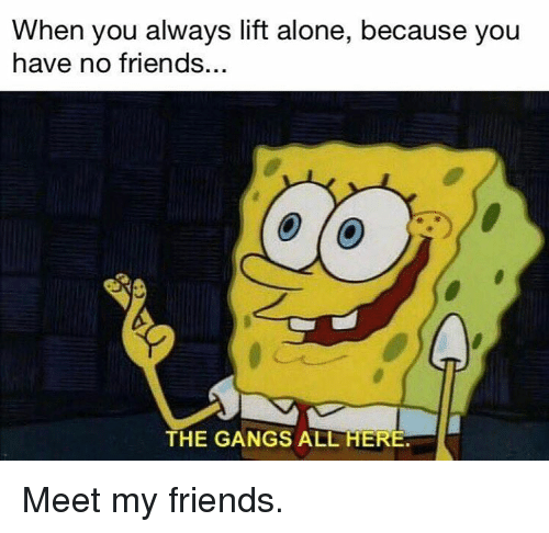 How to make friends when you have no friends