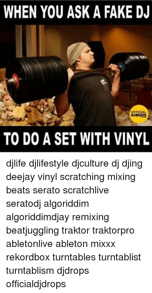 25 Best Fake Dj Memes Outfit Memes In Your Hands Memes