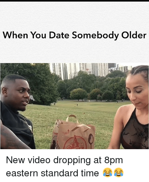 can you date someone older