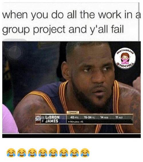 Funny Memes About Group Work : Funny group projects memes of on me you do