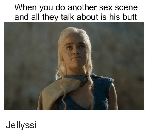 Talk to me sex scene