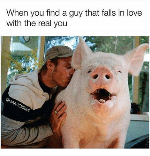 Funny Falling In Love And Fall In Love When You Find A Guy