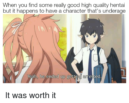 good quality hentai