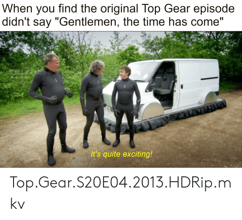 I Radiotimescom the New Top Gear Line- Up Is Better Than
