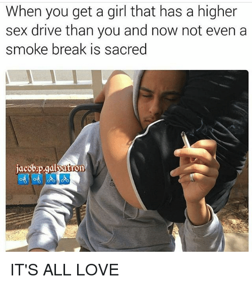 Girls with a sex drive