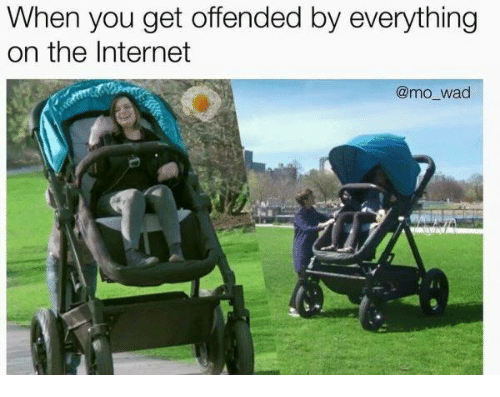 Offended By Everything