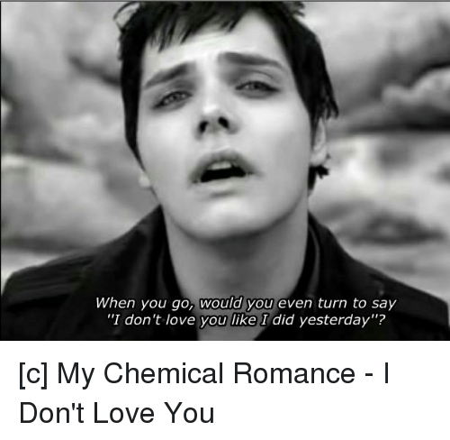 Funny speed dating meme my chemical romance