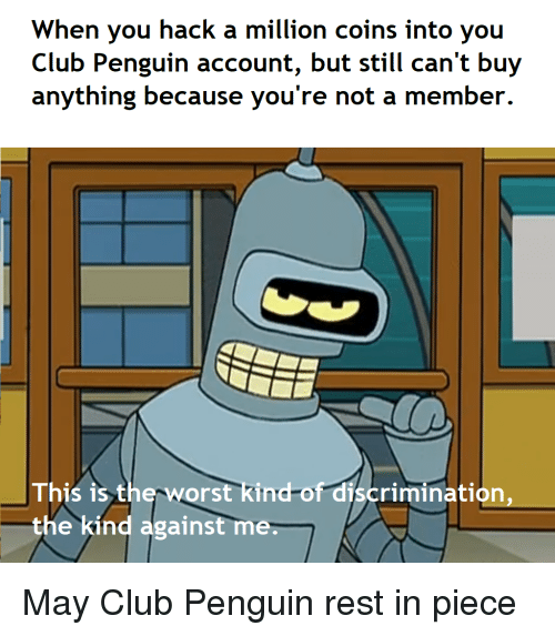 how to hack a clubpenguin account 2016