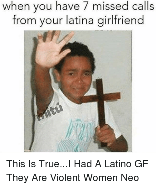 latino girlfriend