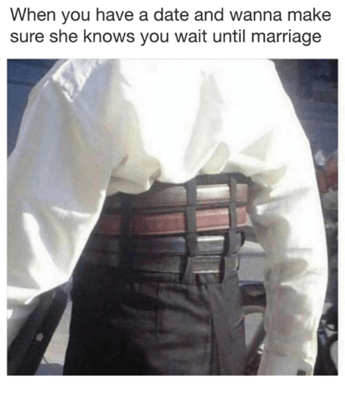 How long dating until marriage