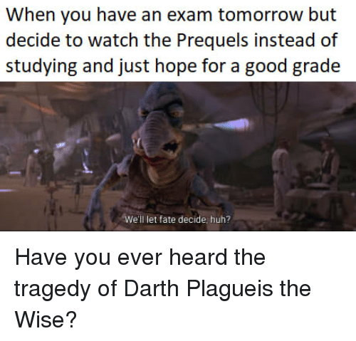 the tragedy of darth plagueis the wise pdf