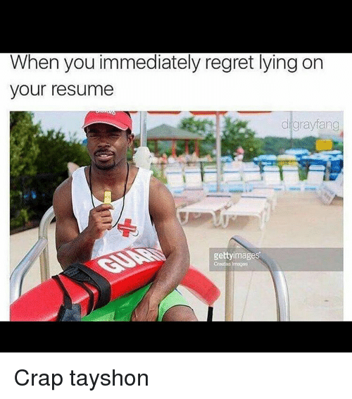 Mage The Resume   When You Immediately Regret Lying On Your Resume Digrayfang