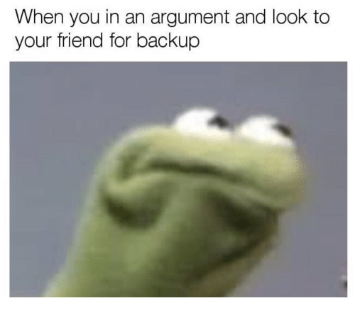 how to start an argument with your friend