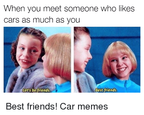 how to meet friends like me