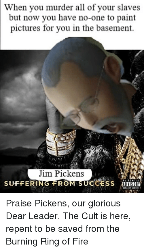 When You Murder All of Your Slaves but Now You Have No-One