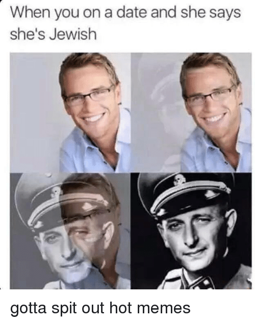 What to do when you are dating a jew