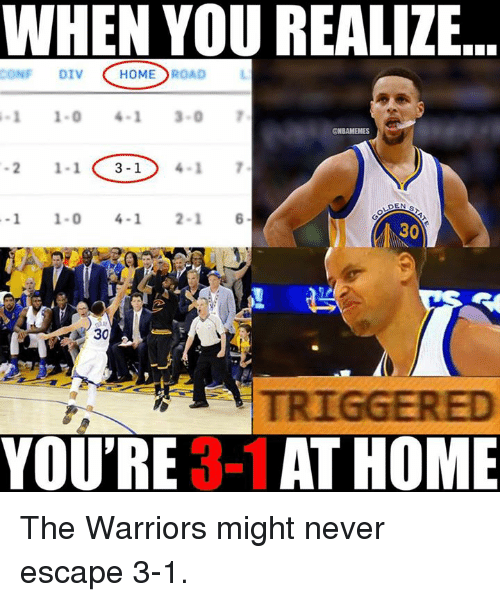when you realize home road conf div nbamemes 2 1 1 6485668 ✅ 25 best memes about nba nba memes