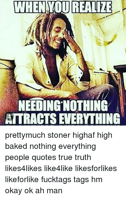is it ok to be a stoner