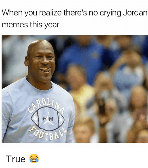when you realize theres no crying jordan memes this year 18410393 ✅ 25 best memes about crying jordan crying jordan memes,Crying Jordan Meme