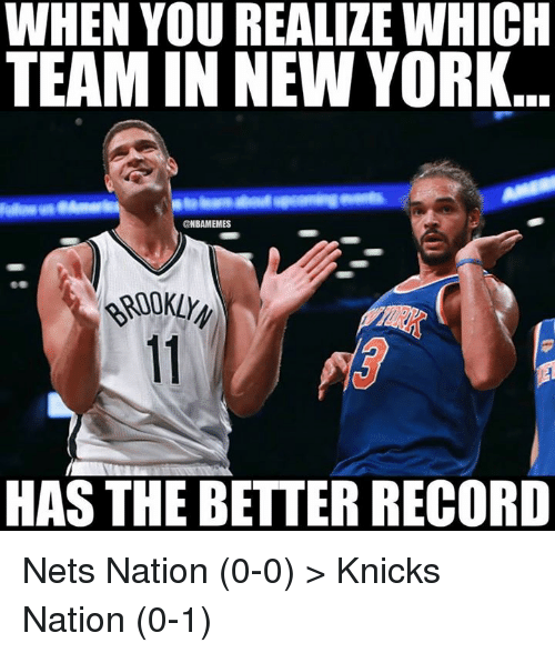 when you realize which team in new york nbamemes has 5492533 ✅ 25 best memes about nba nba memes